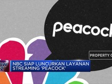NBC Siapkan Peacock, Persaingan Pasar Streaming Semakin Ketat