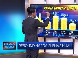 Rebound Harga