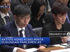 Aktivis Hong Kong Minta Bantuan Parlemen AS
