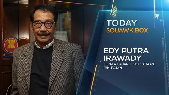 Presiden Joko Widodo (Jokowi) telah menetapkan Peraturan Pemerintah terkait ex-officio Kepala Badan Pengusahaan (BP) Batam.