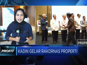 Kadin Indonesia Gelar Rakornas Bidang Properti 2019