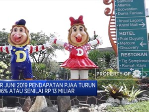 Pembangunan Jaya Ancol Raih Pinjaman Rp 300 Miliar