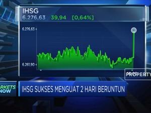 Menguat 39 Poin, IHSG Diproyeksi Sulit Tembus Level 6.300