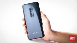 Vivo V17 Pro Paket Kamera Komplit, Baterai Irit