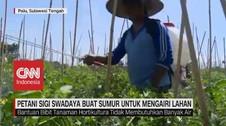 VIDEO: Petani Sigi Swadaya Buat Sumur untuk Mengairi Lahan