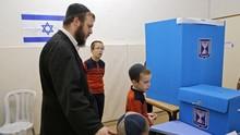 Netanyahu-Gantz Bersaing, Israel Tegang Tunggu Hasil Pemilu