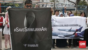 Direksi Dirombak, Buruh Sriwijaya Air Cemaskan Kesejahteraan