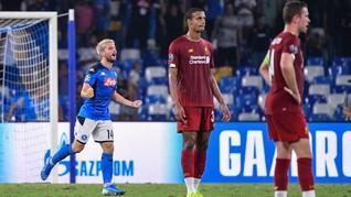 Menyoroti Pertahanan Liverpool di San Paolo