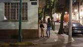 Padahal, pemerintah Meksiko City menjadi yang pertama mengesahkan aturan yang membolehkan kaum transgender mengubah jenis kelamin dalam sertifikat kelahiran. Aturan itu diadopsi enam negara bagian lain di Meksiko. (AP Photo/Ginnette Riquelme)
