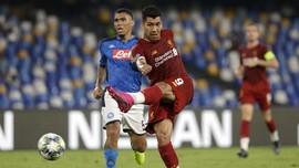 6 Fakta Jelang Liverpool vs Napoli di Liga Champions