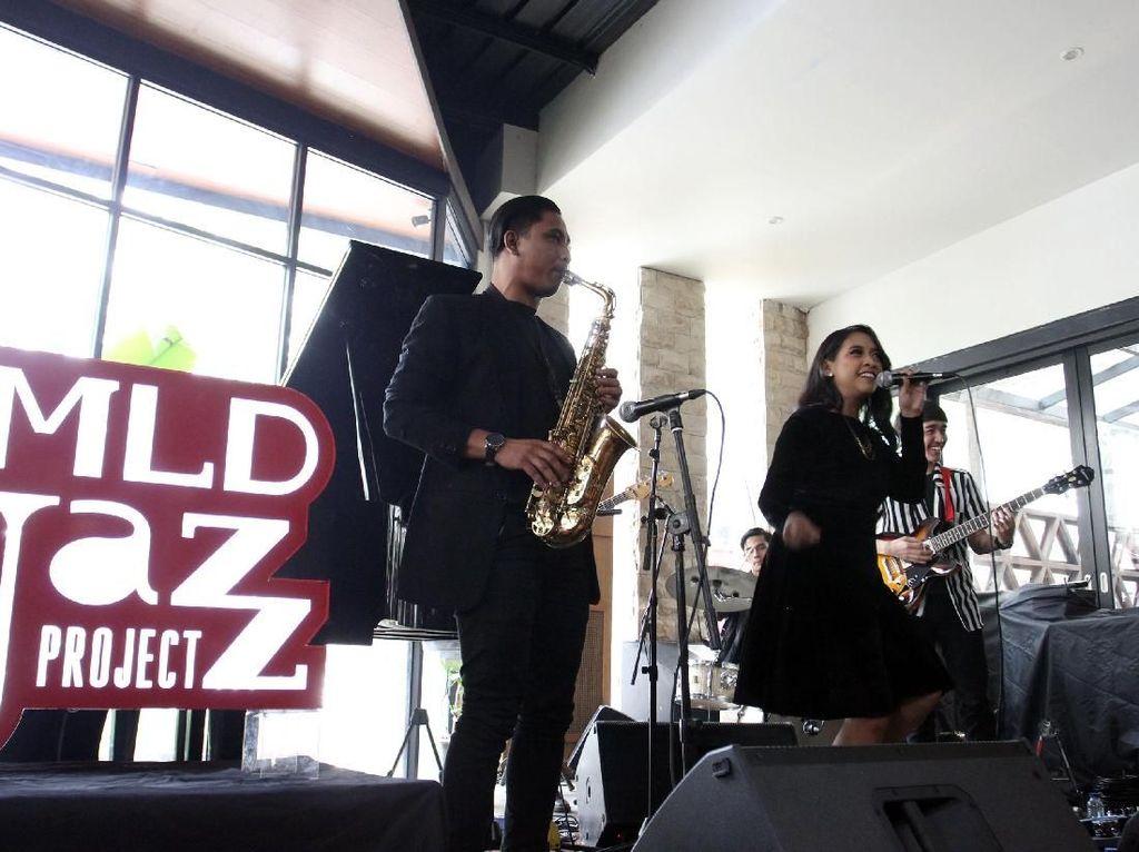 Kembangkan Talenta Musik Jazz Tanah Air