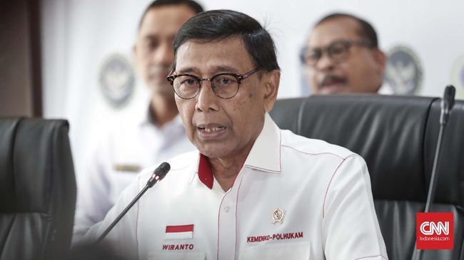 Wiranto: RUU Sudah Ditunda, Tak Relevan Lagi Turun ke Jalan