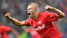 Cetak Hattrick, Pemain Salzburg Bikin Rekor di Liga Champions