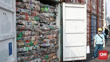 Pergub Plastik Diharap Kurangi 50 Persen Sampah Plastik DKI