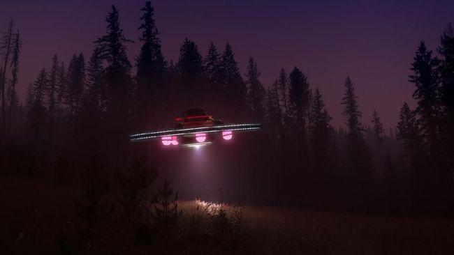 China Pamerkan Helikopter Siluman Mirip UFO