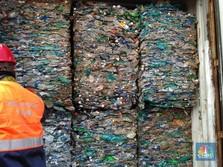Simak! Jurus Pemerintah Agar RI Tak Kebanjiran Impor Sampah