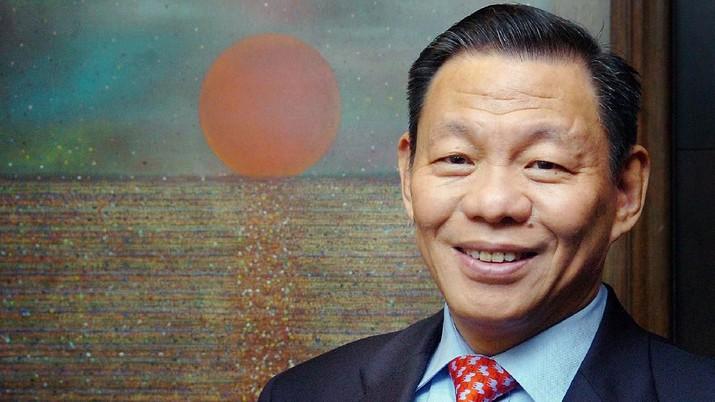 Pemilik Royal Golden Eagle (RGE) Group, Sukanto Tanoto disebut-sebut menguasai lahan calon Ibu Kota baru