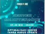 Kisah Garena Free Fire Maintenance Diam-diam & Server Down
