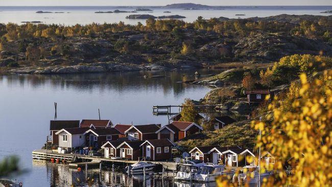 Swedia Buka Kesempatan untuk Miliki Pulau Pribadi