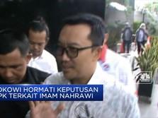 Kasus Dugaan Suap Imam Nahrawi, Jokowi Hormati Keputusan KPK