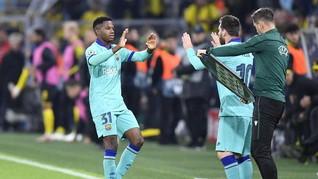 10 Pemain Muda Debutan Liga Champions