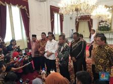 Jokowi: Imam Nahrawi Telah Sampaikan Pengunduran Dirinya