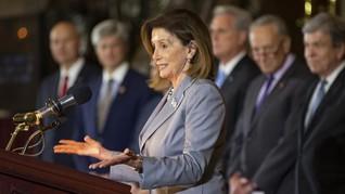 Partai Demokrat Undang Trump Bela Diri soal Upaya Pemakzulan