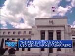 The Fed Kembali Suntik Dana USD 75 M ke Pasar Uang