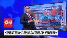 VIDEO: Kementerian/Lembaga Terbaik Versi BPK