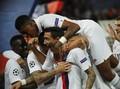 Hasil Liga Champions: PSG Menang Telak atas Madrid 3-0