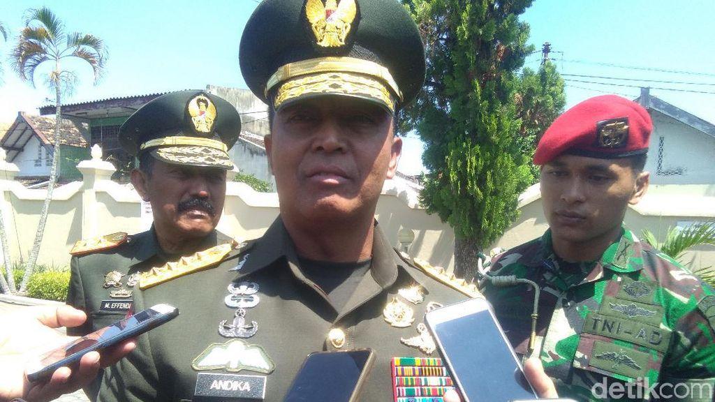 Jokowi Minta Aparat yang Tak Bisa Atasi Karhutla Dicopot, Ini Kata KSAD