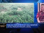 AEKI : Kopi Indonesia Digemari Gerai Kopi Starbuck