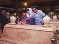 Peringati HUT TNI, Panglima TNI Ziarah ke Makam Soeharto