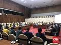 Debat Alot 2 Jam, Mahasiswa Kecewa Tak Diladeni Anggota DPR