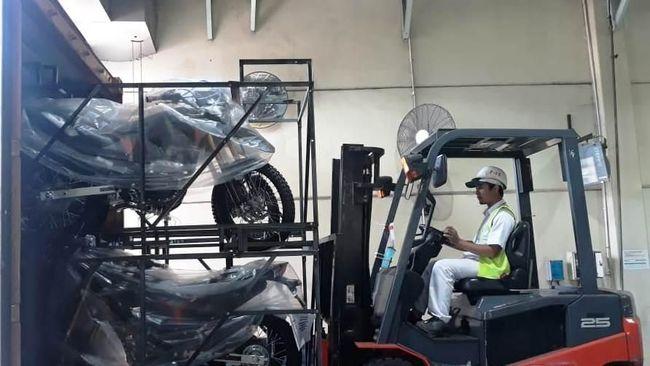 Catatan Ekspor Motor Honda pada Agustus, Vario Paling Laris