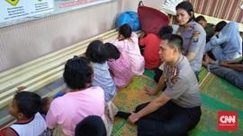 Polisi Amankan 20 Anak Dieksploitasi Jadi Pengemis di Medan
