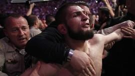 Batal Lawan Ferguson, Khabib Dibela Bos UFC