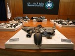 Saudi Tunjukkan Bukti Iran di Balik Serangan Kilang Aramco