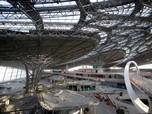 100 Kali Lapangan Bola, Bandara China Ini Makan Biaya Rp882 T