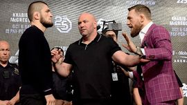 Presiden UFC Pilih Khabib vs McGregor Episode Kedua