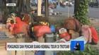 VIDEO: Pengungsi & Pencari Suaka Kembali Tidur di Trotoar