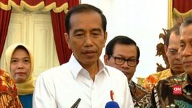 VIDEO: Jokowi Terima Pengunduran Diri Menpora Imam Nahrawi
