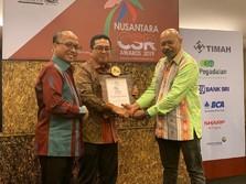 Hore! Hutama Karya Raih Nusantara CSR Awards untuk Kedua Kali