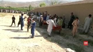 VIDEO: Serangan 'Drone' AS Meleset, Warga Sipil Jadi Korban