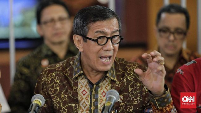 Pengamat Nilai Yasonna Cacat Moral dan Perlu Dicopot Jokowi