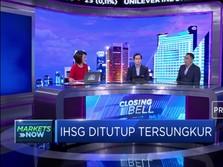 Pasar Defensif, IHSG Ditutup Ke Zona Merah