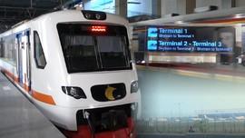 VIDEO: Cara Mudah Naik Kereta Api Bandara ke Soetta
