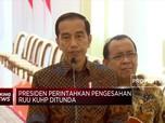 Jadi Kontroversi & Jokowi Tunda RUU KUHP, RUU yang Lain?
