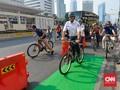 Menyoal Sepeda Motor, Jalur Sepeda, dan Trotoar Lebar DKI
