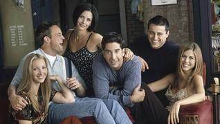 5 Rahasia di Balik Layar Serial 'Friends'